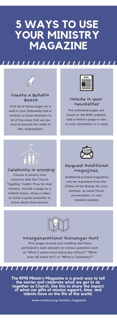 Ministry Magazine | Rocky Mountain Synod